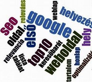 weboldal optimalizálás Google