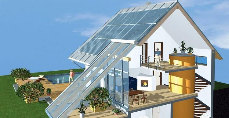 energia optimalizálás - télikert építés